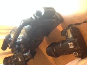 2次会記録ビデオ撮影