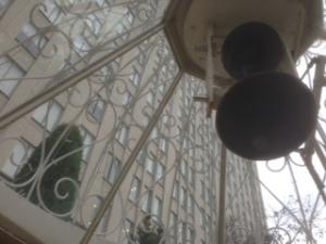 ホテル外景写真