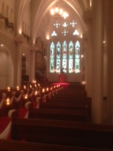 教会写真撮影