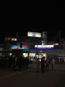 高田馬場駅写真