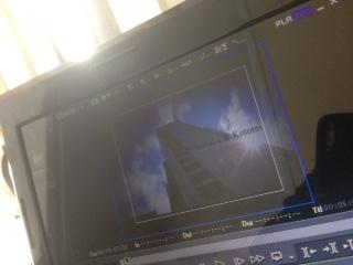 エンドロール撮影